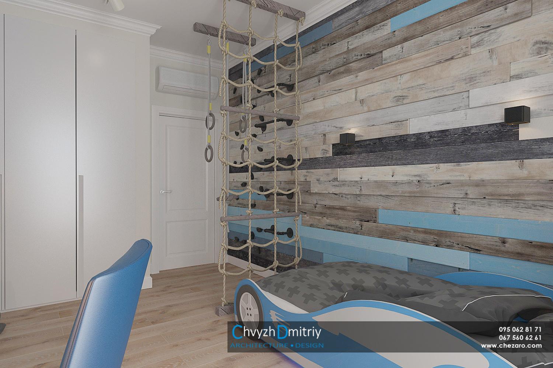 Детская спальня детская комната декор текстиль освещение шведская стенка кровать деревянная панель фотообои шкаф гардеробная