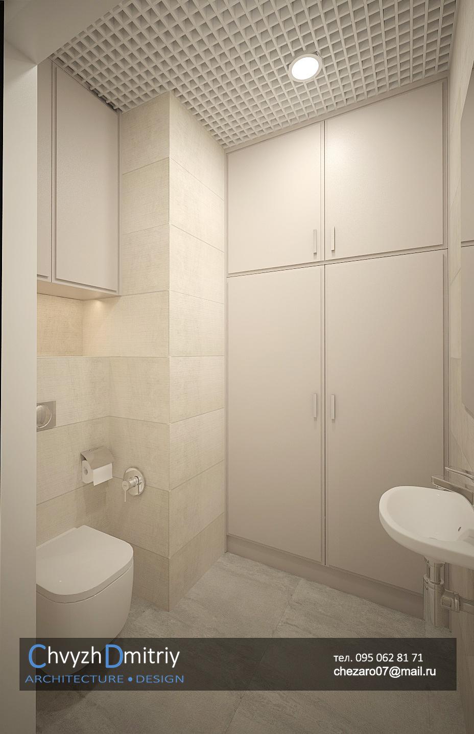Санузел туалет постирочная унитаз умывальник грильято керамогранит современный дизайн дизайн туалета шкаф